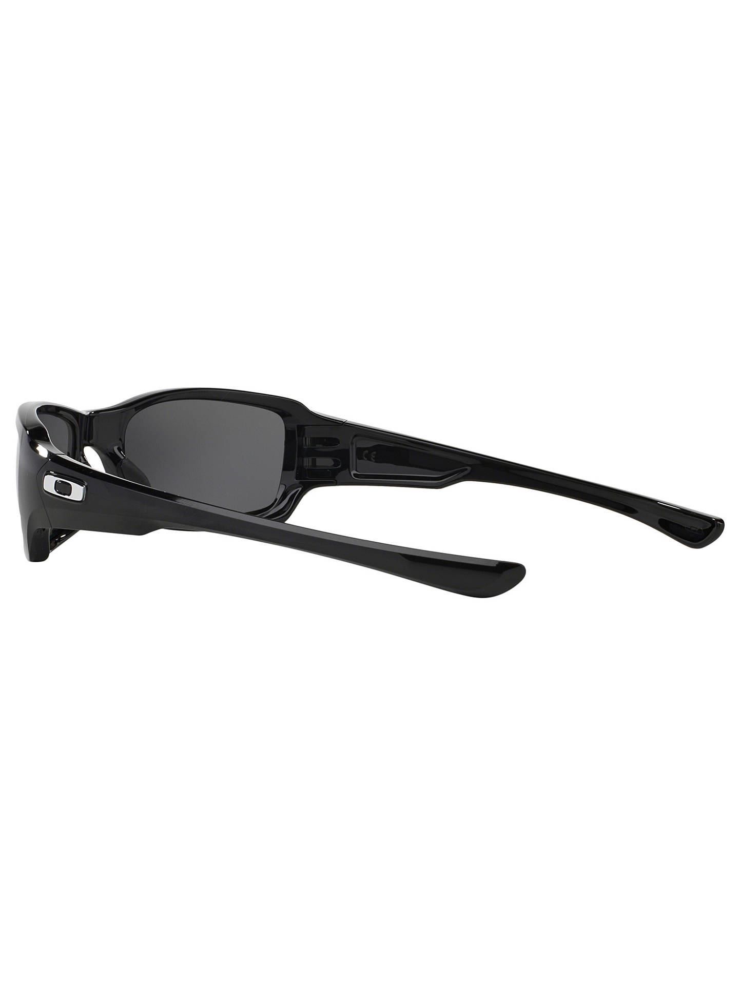 ... BuyOakley OO9238 Fives Squared™ Polarised Rectangular Sunglasses d868032c73