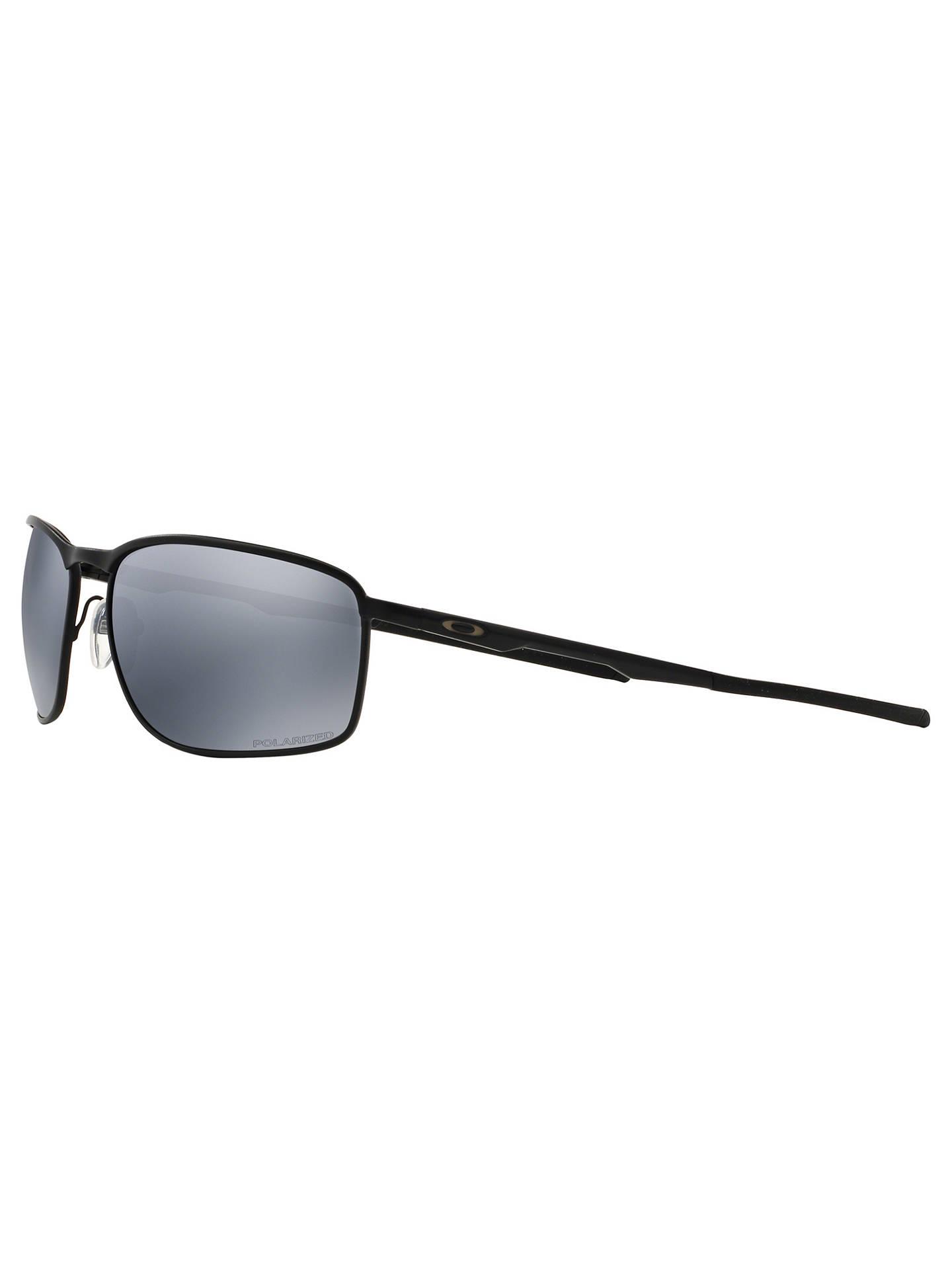 5dd71a057ff ... Buy Oakley OO4107 Conductor 8 Polarised Rectangular Sunglasses