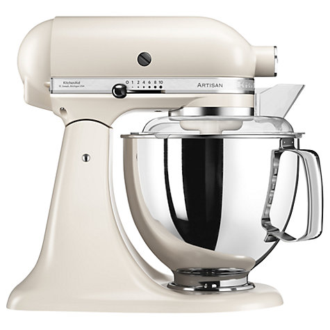 Buy Kitchenaid 175 Artisan 4 8l Stand Mixer John Lewis