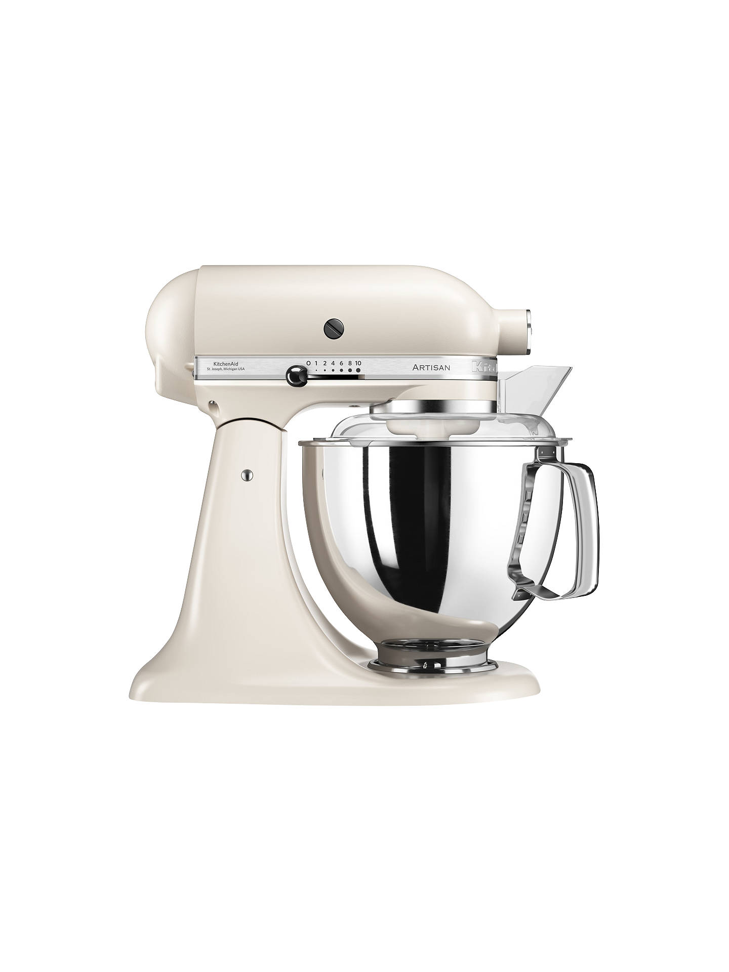 Kitchenaid 175 Artisan 4 8l Stand Mixer At John Lewis