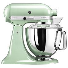 Buy KitchenAid 175 Artisan 4.8L Stand Mixer Online At Johnlewis.com ...