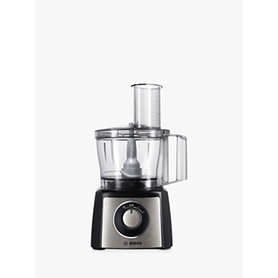 Bosch MCM3501MGB Food Processor, Black / Stainless Steel