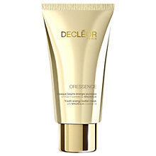 Buy Decléor Oressence Youth Energy Butter Mask, 50ml Online at johnlewis.com