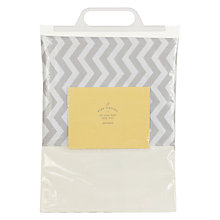 Buy John Lewis Baby Splash Mat, Chevron Online at johnlewis.com