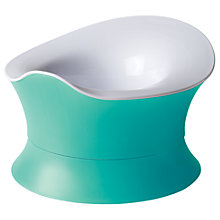 Buy Angelcare Growing-Up Potty, Turquoise Online at johnlewis.com
