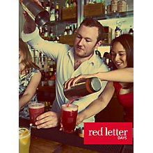 Buy Red Letter Days Revolution Bar Cocktail Masterclass Online at johnlewis.com