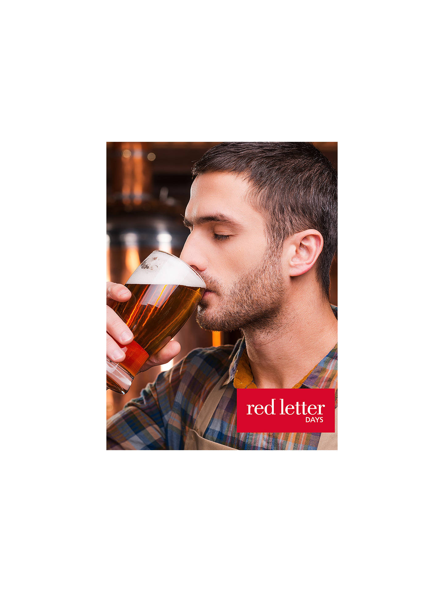 Buy Red Letter Days Brewery Tour And Beer Tasting Online at johnlewis.com