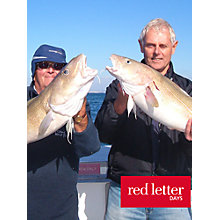 Buy Red Letter Days Half Day Sea Fishing Online at johnlewis.com