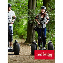 Buy Red Letter Days Segway Rally Thrill For Two Online at johnlewis.com
