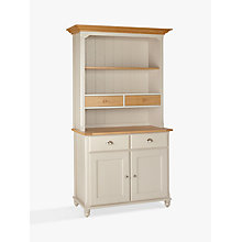 Buy John Lewis Audley Small Dresser Unit Online at johnlewis.com
