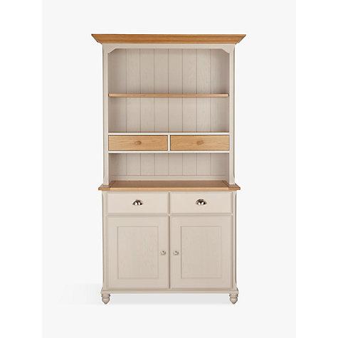 Buy John Lewis Audley Small Dresser Unit Online At Johnlewis