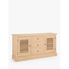 Buy John Lewis Wickham Large Sideboard, Oak Online at johnlewis.com