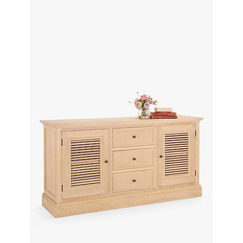 Buy John Lewis Wickham Large Sideboard Oak Online At Johnlewis