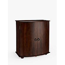 Buy John Lewis Maharani Curved Sideboard Online at johnlewis.com