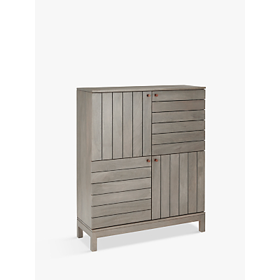 John Lewis Asha Tall Four Door Cabinet