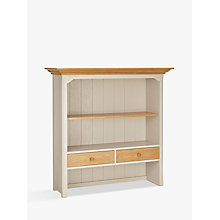 Buy John Lewis Audley Small Dresser Top Online at johnlewis.com