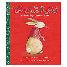 Buy The Velveteen Rabbit Children's Book Online at johnlewis.com