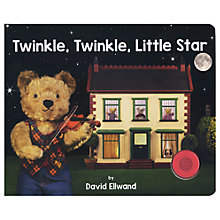 Buy Twinkle Twinkle Little Star Sound Board Book Online at johnlewis.com