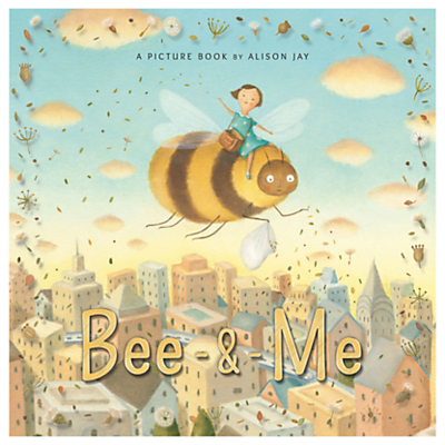 Image of Bee and Me Picture Book