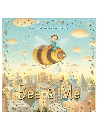 Bee and Me Picture Children's Book