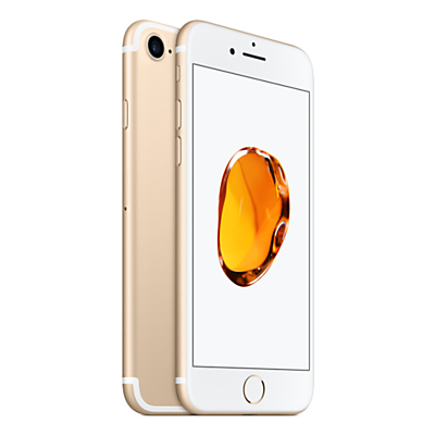 Image of Apple iPhone 7, iOS 10, 4.7, 4G LTE, SIM Free, 128GB