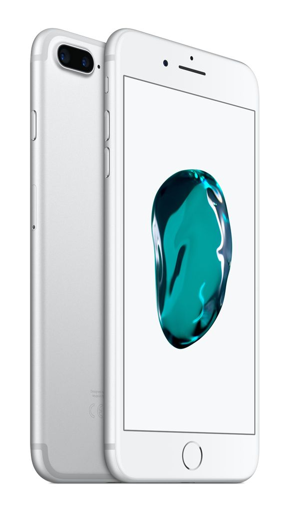 Apple Apple iPhone 7 Plus, iOS 10, 5.5, 4G LTE, SIM Free, 128GB