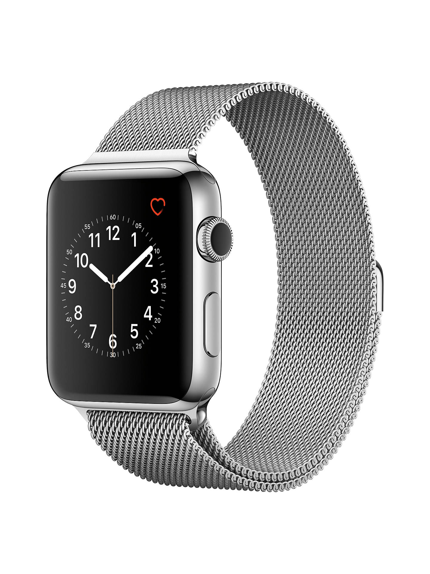 42mm stainless steel case