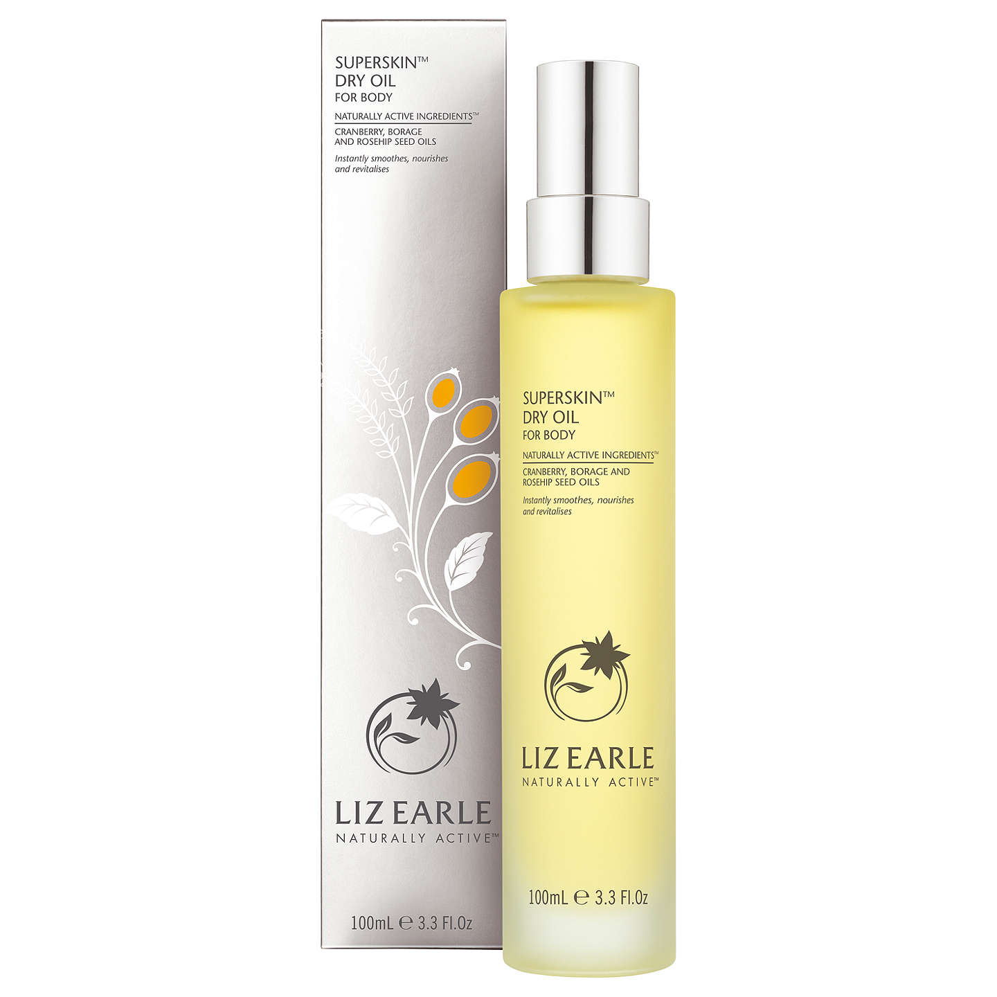 BuyLiz Earle Superskin™ Dry Oil for Body, 100ml Online at johnlewis.com