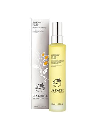 Liz Earle Superskin™ Dry Oil for Body, 100ml