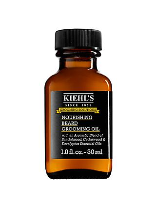 Kiehl's Nourishing Beard Oil, 30ml