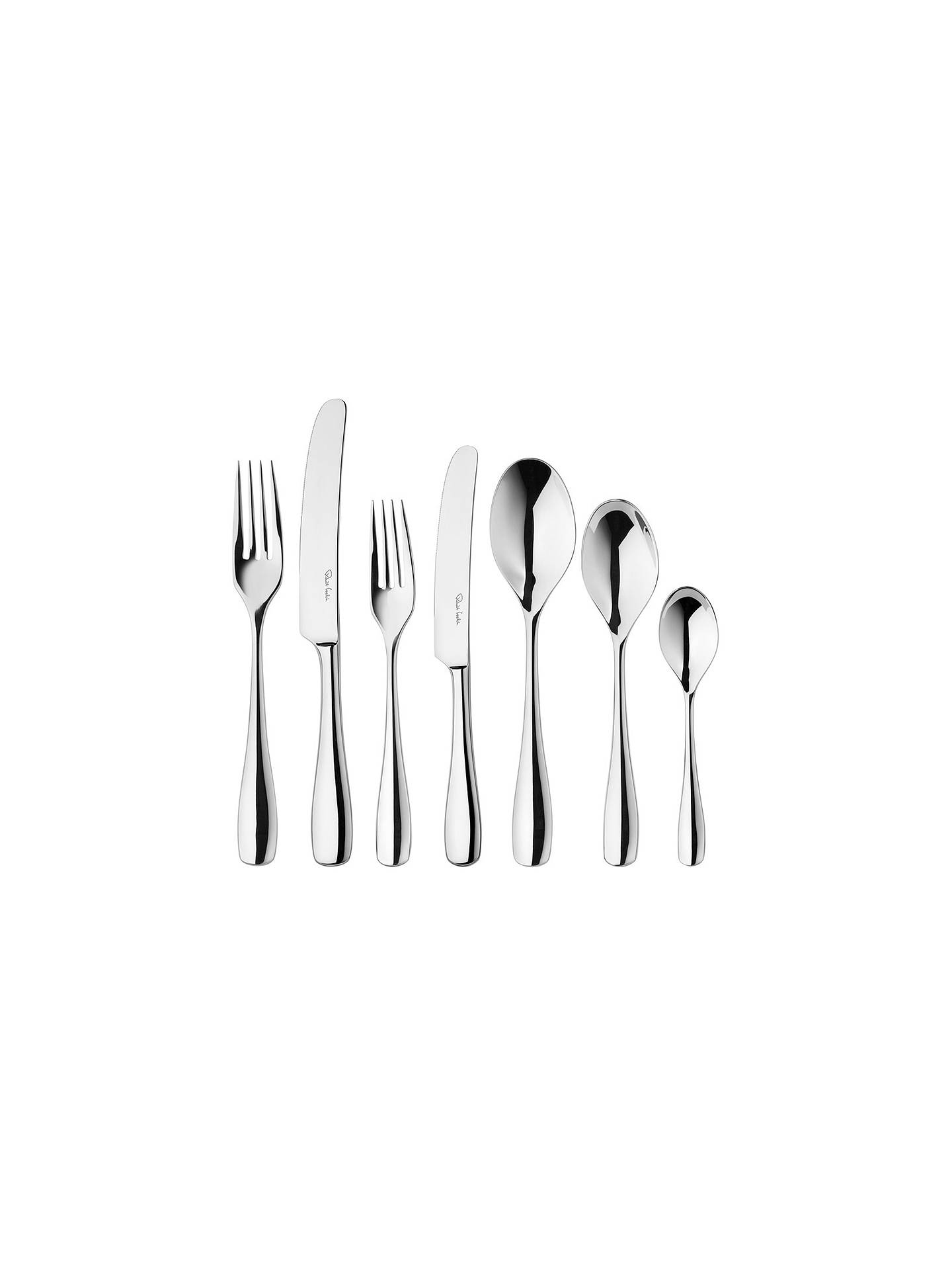 Buy Robert Welch Warwick Dessert Fork Online at johnlewis.com