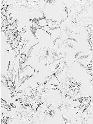 Designers Guild Jardin des Plantes Sibylla Garden Paste the Wall Wallpaper