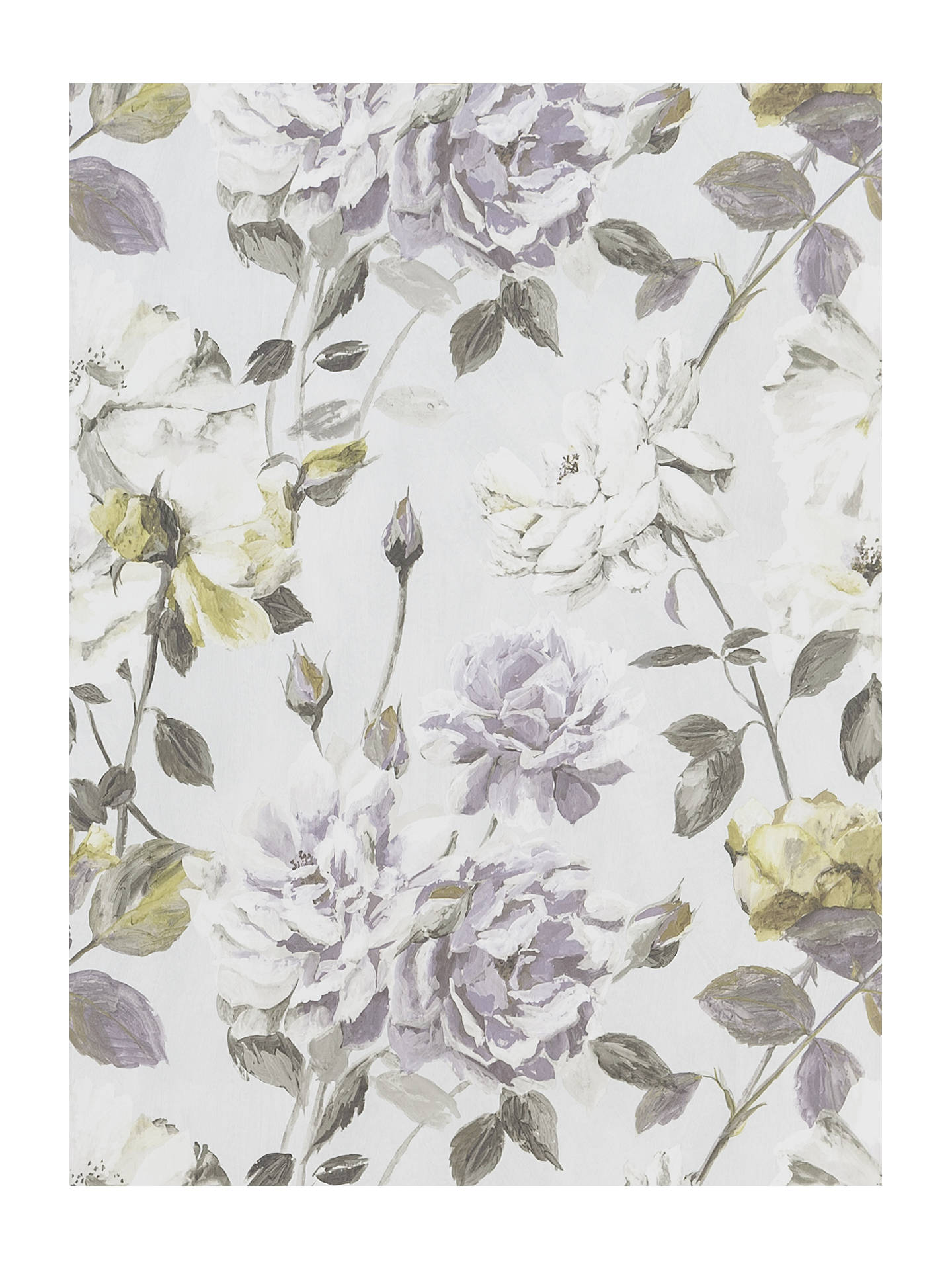 Buy Designers Guild Jardin des Plantes Couture Rose Paste the Wall Wallpaper, Mauve PDG711/03 Online at johnlewis.com