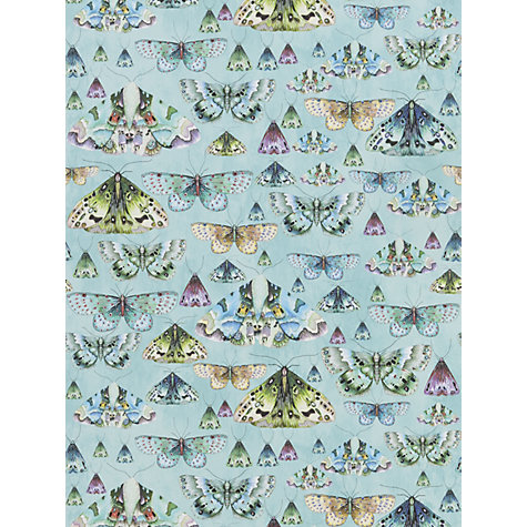 Buy Designers Guild Jardin Des Plantes Issoria Paste The Wall Wallpaper Online At Johnlewis