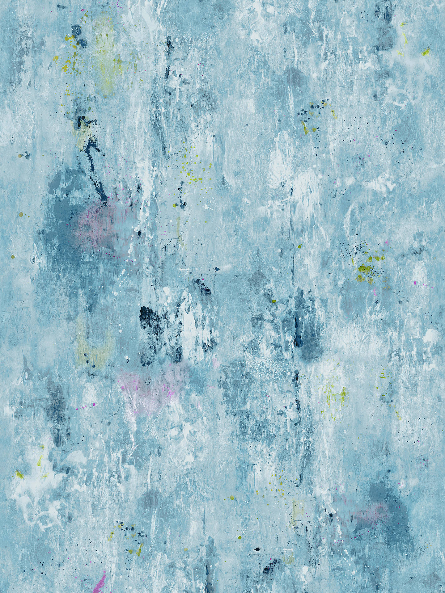 Buy Designers Guild Jardin des Plantes Corneille Paste the Wall Wallpaper, Slate Blue PDG718/03 Online at johnlewis.com