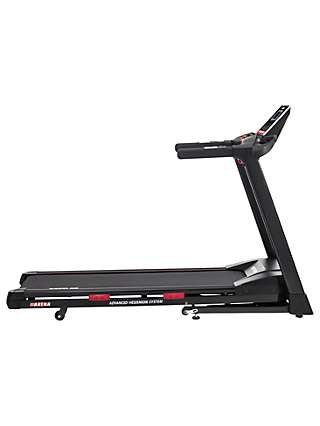 KETTLER Sport Arena Treadmill, Black/Red