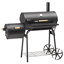 Buy Landmann Tennessee Charcoal 200 Smoker, Black Online at johnlewis.com