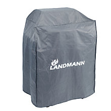 Buy Landmann Triton 2.0 & Dorado BBQ Cover, Grey / White Online at johnlewis.com