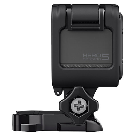 Buy GoPro HERO5 Session Camcorder, 4K Ultra HD, 10MP, Wi-Fi, Waterproof Online at johnlewis.com