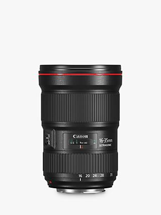 Canon EF 16-35mm f/2.8L III USM Wide Angle Zoom Lens