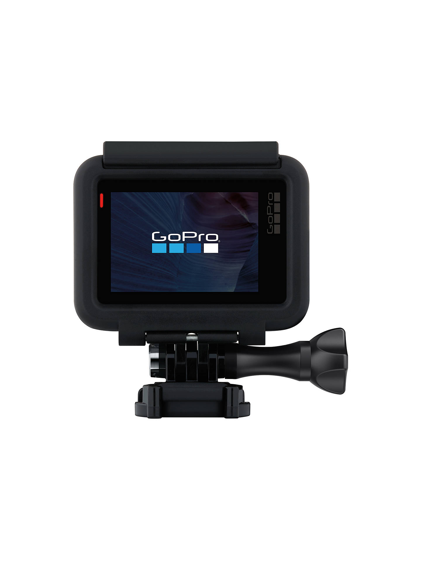 BuyGoPro Hero 5 Black Edition Camcorder, 4K Ultra HD, 12MP, Wi-Fi, Waterproof, GPS Online at johnlewis.com