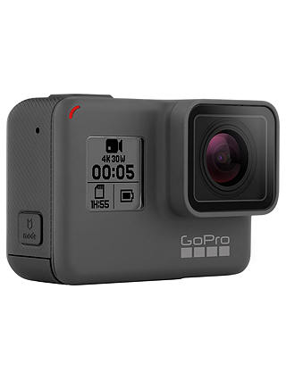 Buy GoPro Hero 5 Black Edition Camcorder, 4K Ultra HD, 12MP, Wi-Fi, Waterproof, GPS Online at johnlewis.com