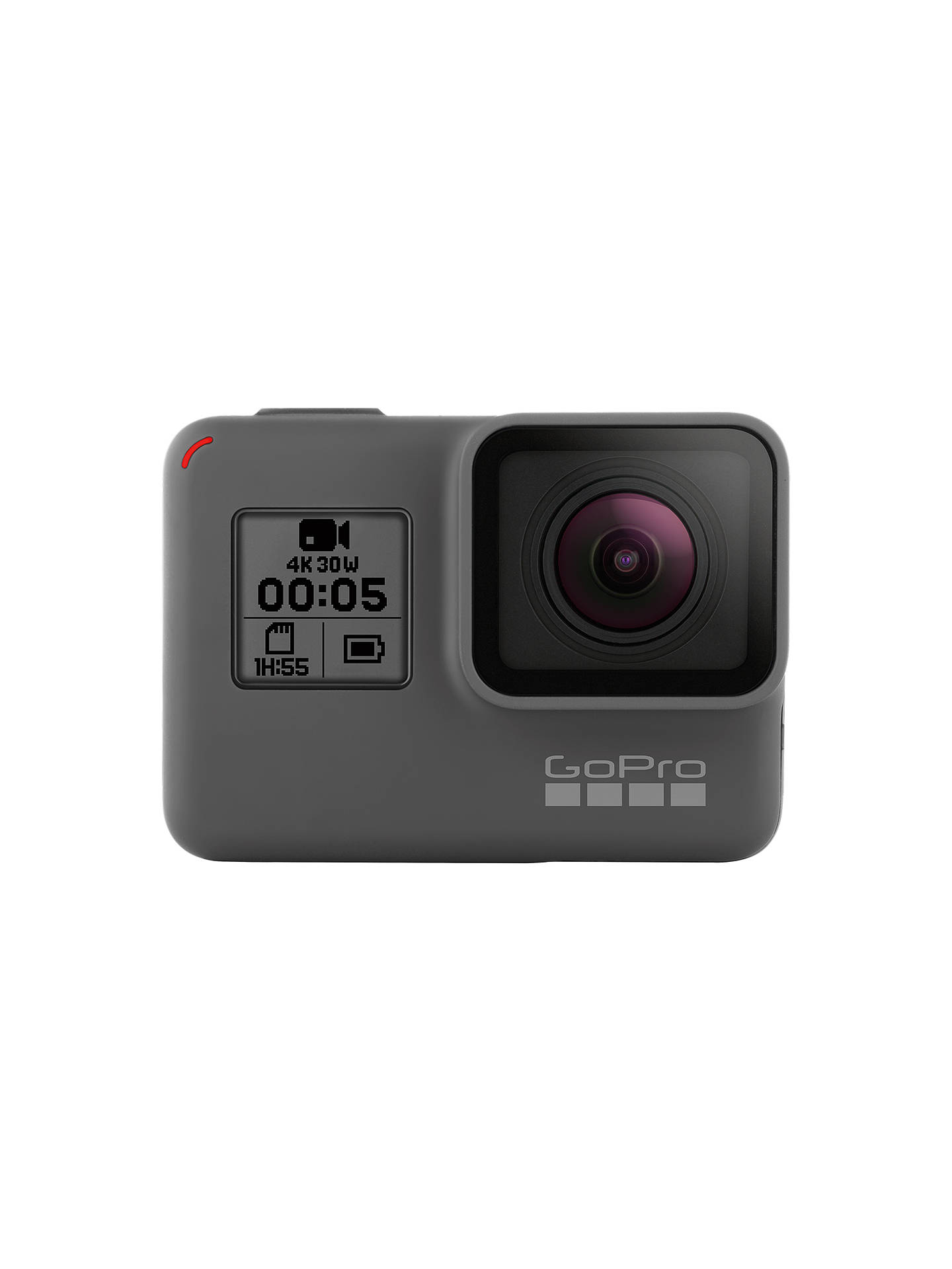Buygopro Hero 5 Black Edition Camcorder 4k Ultra Hd 12mp Wi Fi