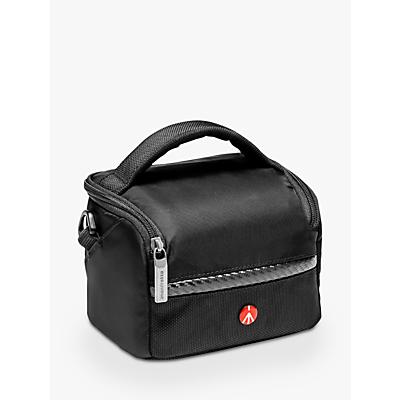 Image of Manfrotto Advanced A1 Camera Shoulder Bag for CSCs, Black