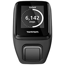 Buy TomTom Spark 3 GPS Fitness Activity Watch Online at johnlewis.com