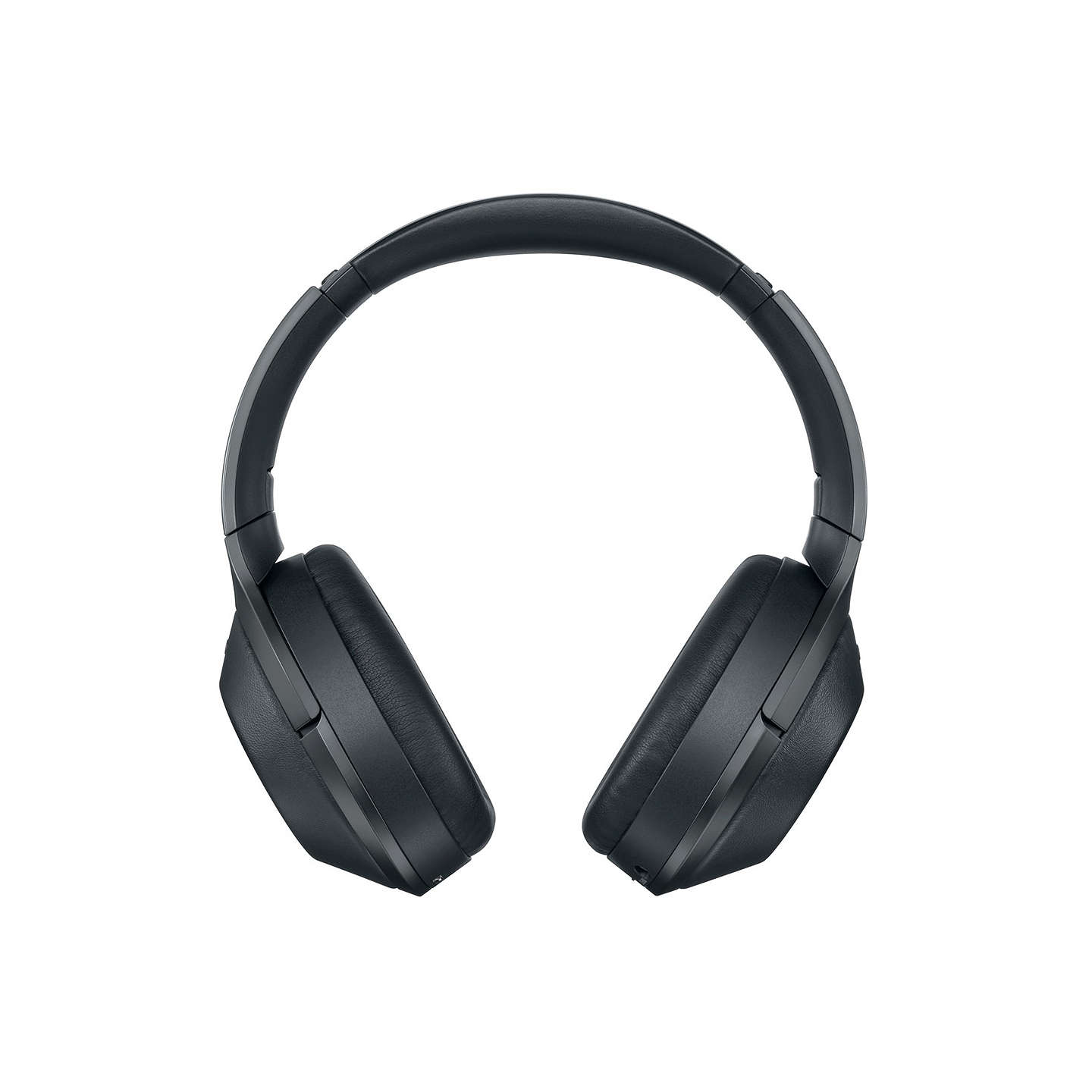 BuySony MDR-1000X Noise Cancelling Wireless Bluetooth NFC High-Resolution Audio Over-Ear Headphones with Mic/Remote, Black Online at johnlewis.com