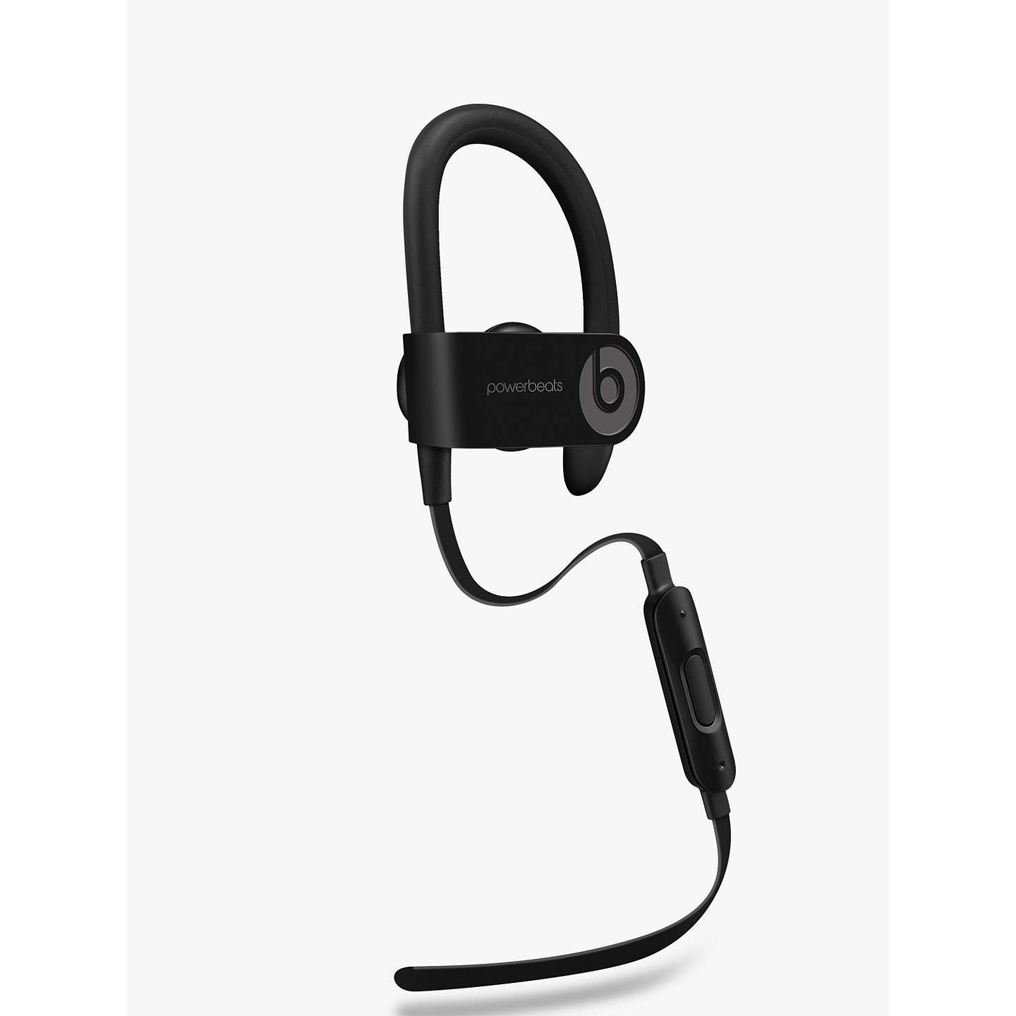 BuyPowerbeats³ Wireless Bluetooth In-Ear Sport Headphones with Mic/Remote, Black Online at johnlewis.com