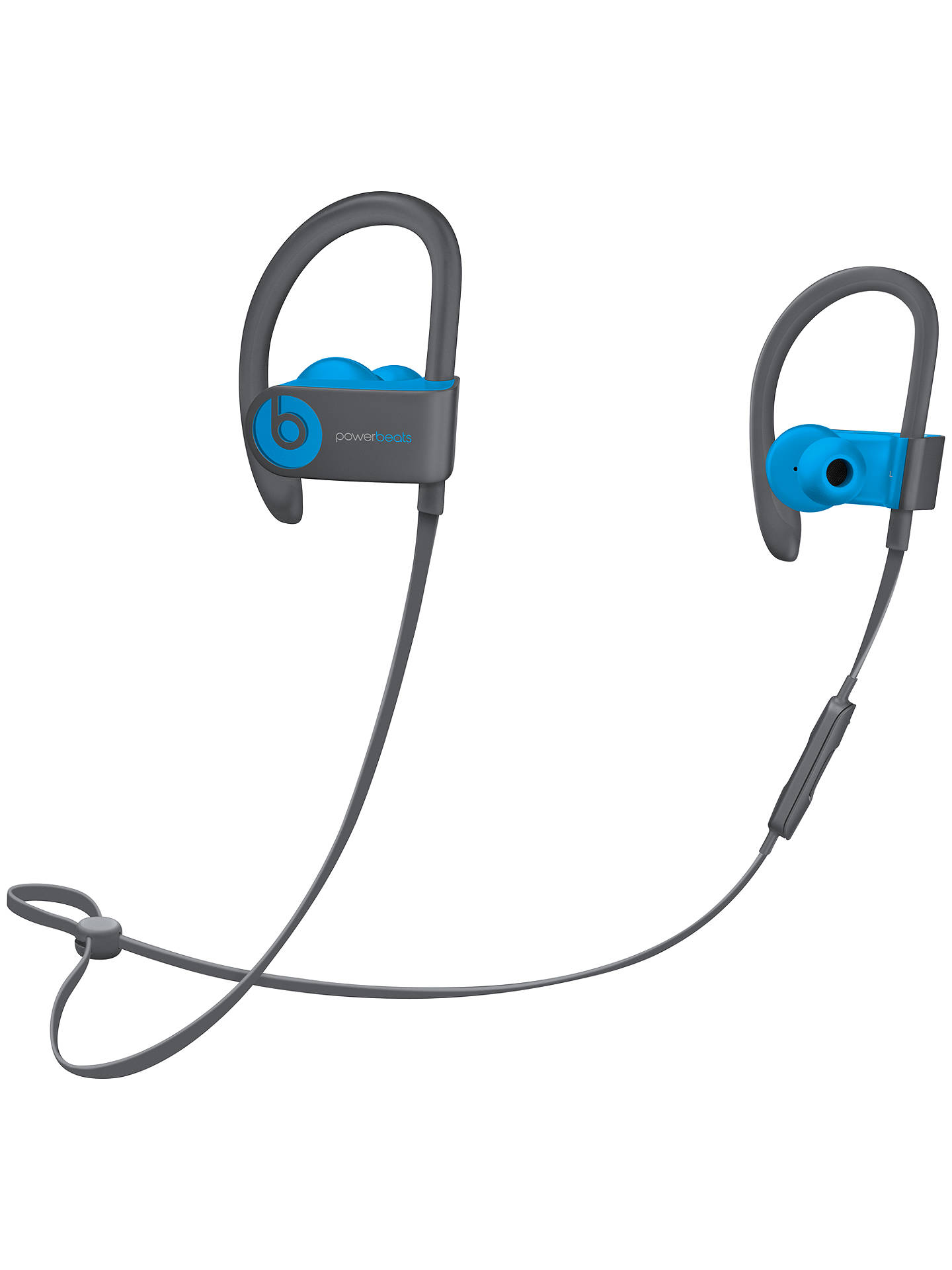 d11f55b3af2 Buy Powerbeats³ Wireless Bluetooth In-Ear Sport Headphones with Mic/Remote,  Flash Blue ...