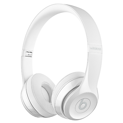 Image of Beats Solo³ Wireless Bluetooth On-Ear Headphones with Mic/Remote