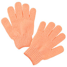 Buy Exfoliating Gloves, One Pair Online at johnlewis.com